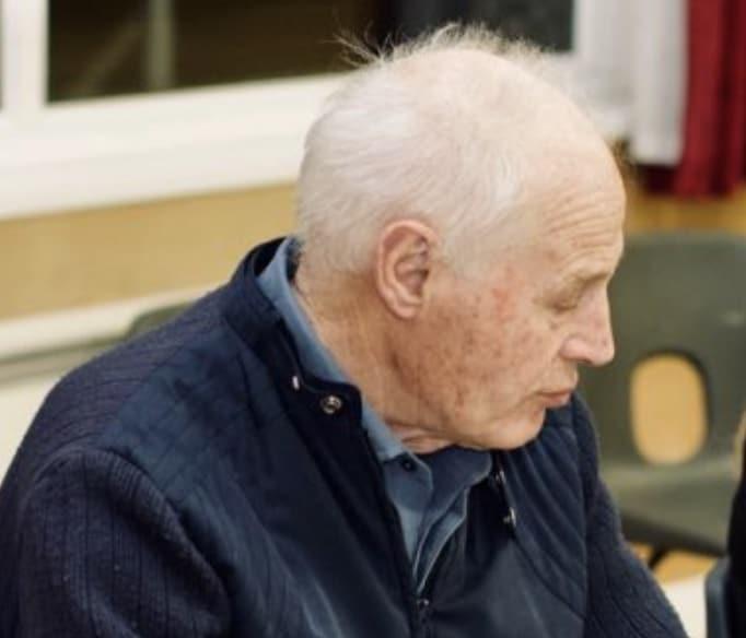 Parish Councillor Bob Shipley